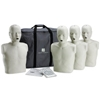 Pre-Owned Prestan Adult Light Skin CPR Manikin (4 pack) w/Monitor