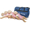 Pre-Owned Laerdal Baby Anne 4-Pack