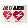 Flexible AED Wall Sign