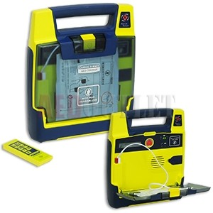Pre-Owned Cardiac Science Stand Alone Training AED