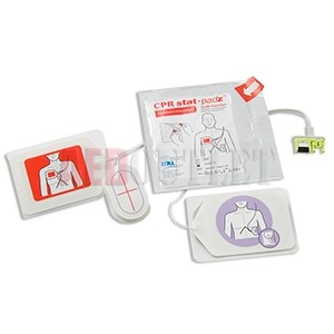 ZOLL Medical CPR Stat Padz, HVP Multi-Function