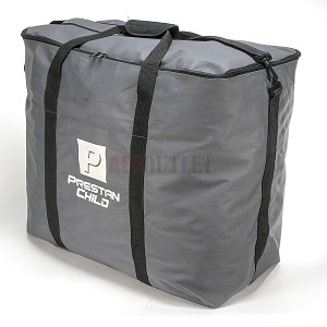 Used Prestan 4 Child Carry Bag - Gray