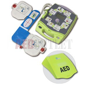 ZOLL AED Plus Semi-Automatic (AHA G2010)<br>Certified Pre-Owned
