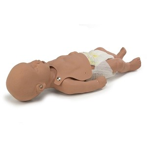 Simulaids Sani-Baby CPR Manikin - Single