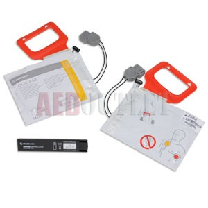 Physio-Control LIFEPAK CR-Plus/Express CHARGE-PAK with two Electrodes