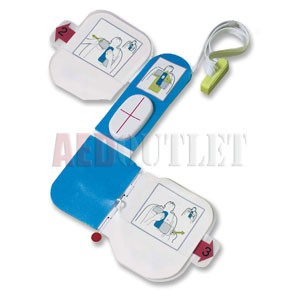 ZOLL Medical CPR-D Padz Adult Electrode Pads