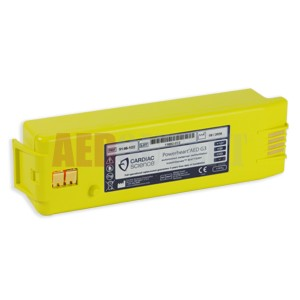 Cardiac Science Powerheart® AED G3 Battery for Powerheart G3- New-Yellow