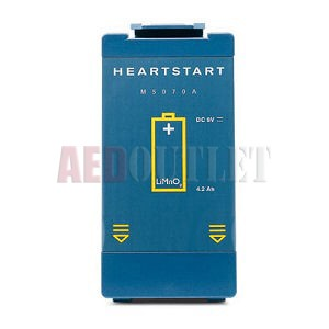 Philips FRx/OnSite/Home AED Replacement 4-Year Battery