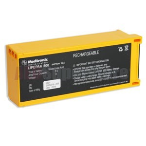 Physio-Control LIFEPAK 500 Rechargeable Battery