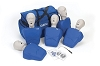Pre-Owned CPR Prompt 5-Pack BLUE Adult/Child Manikins