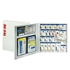 Smart Compliance Food Service Kit in Large Metal Cabinet w/Meds by First Aid Only